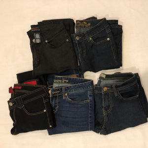 Size 3 Jeans Bundle